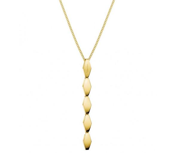 Calvin Klein Necklace Snake - KJ5DJN100100