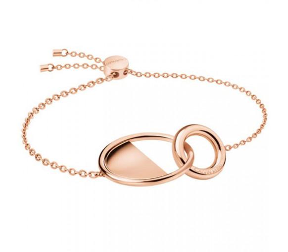 Calvin Klein Locked Armband - KJ8GPB100100