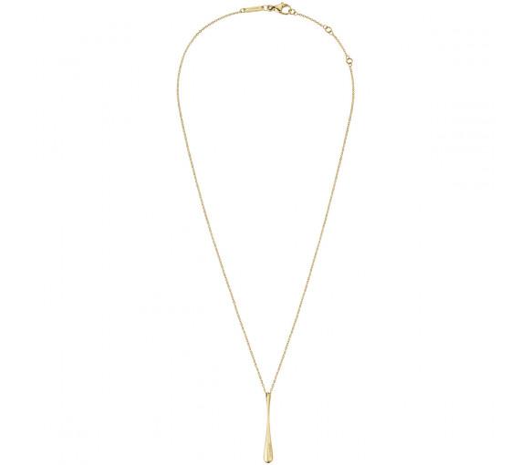 Calvin Klein Open Ellipse Halskette - KJDMJP100100