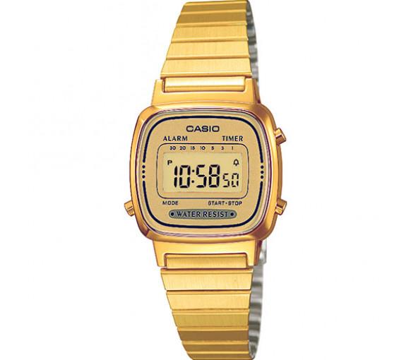 Casio Collection - LA670WEGA-9EF