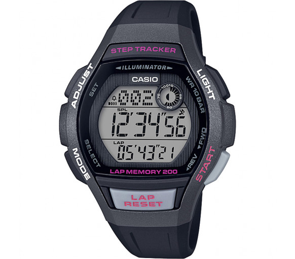 Casio Collection - LWS-2000H-1AVEF