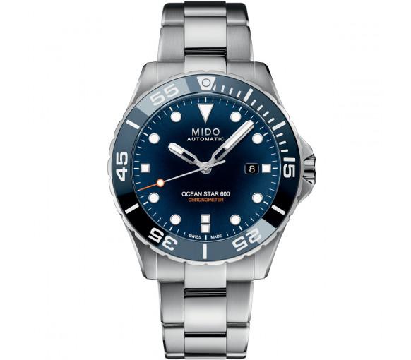 Mido Ocean Star 600 Chronometer Captain V - M026.608.11.041.01