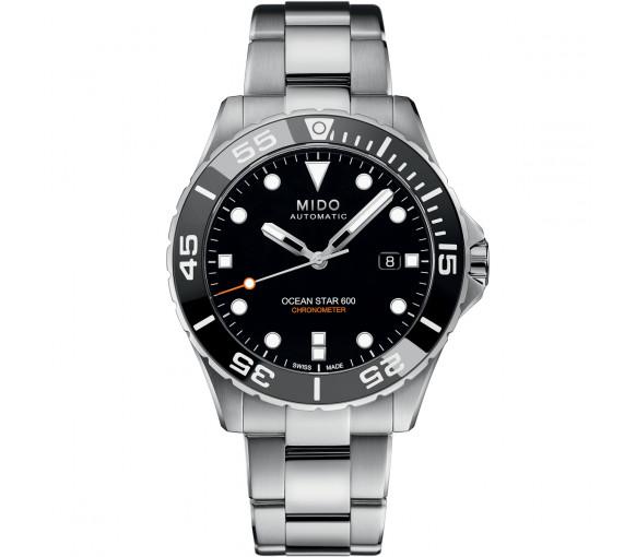 Mido Ocean Star 600 Chronometer Captain V - M026.608.11.051.00