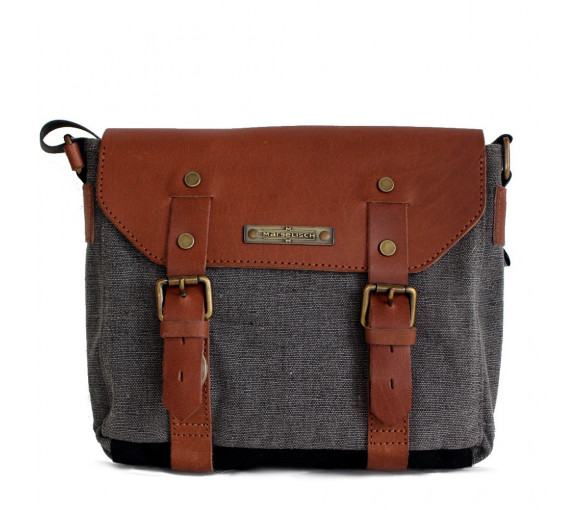 Margelisch Tiluk 3 Grey Canvas