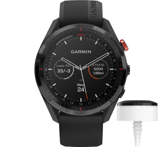 Garmin Approach S62 Bundle - 010-02200-02