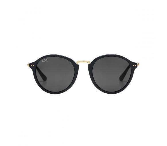 Kapten & Son Maui All Black Glass - KS03-BKM-BKG