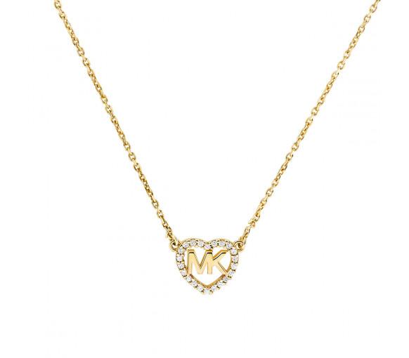 Michael Kors Hearts Halskette - MKC1244AN710