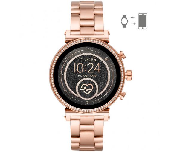 Michael Kors Acces Sofie Smartwatch HR - MKT5063