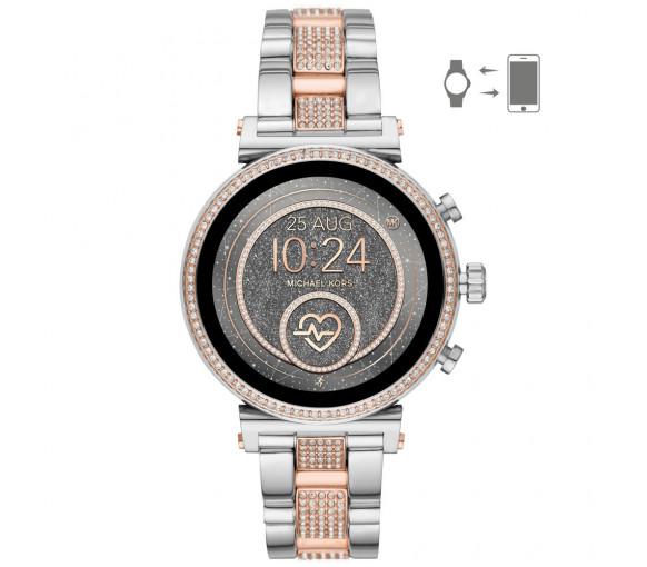 Michael Kors Acces Sofie Smartwatch HR - MKT5064