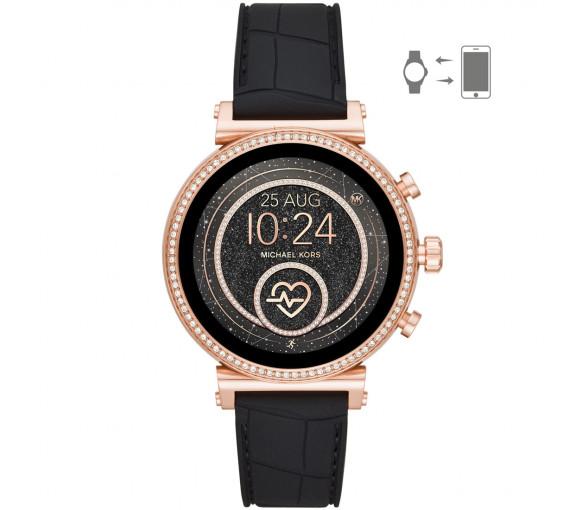 Michael Kors Acces Sofie Smartwatch HR - MKT5069
