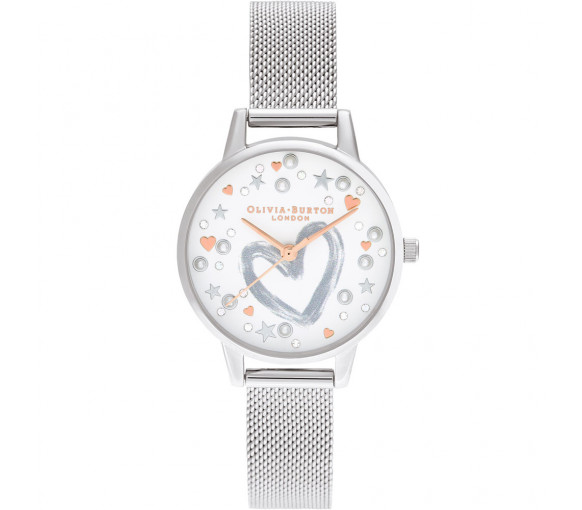 Olivia Burton You Have My Heart - OB16LH12