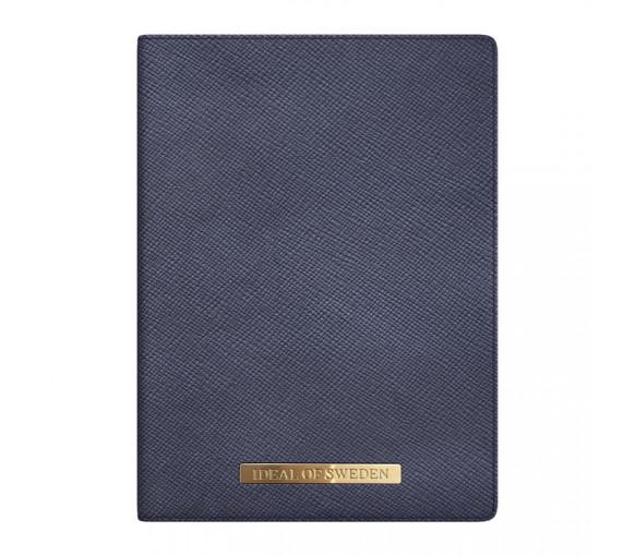 iDeal of Sweden Passport Cover Saffiano Navy - IDPC-51