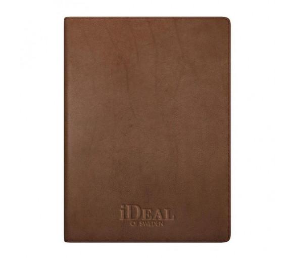 iDeal of Sweden Passport Cover Como Brown - IDPC-COM-03