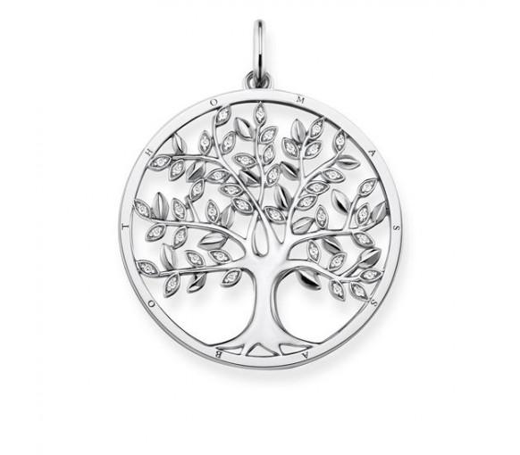 Thomas Sabo Anhänger Tree of Love - PE759-051-14