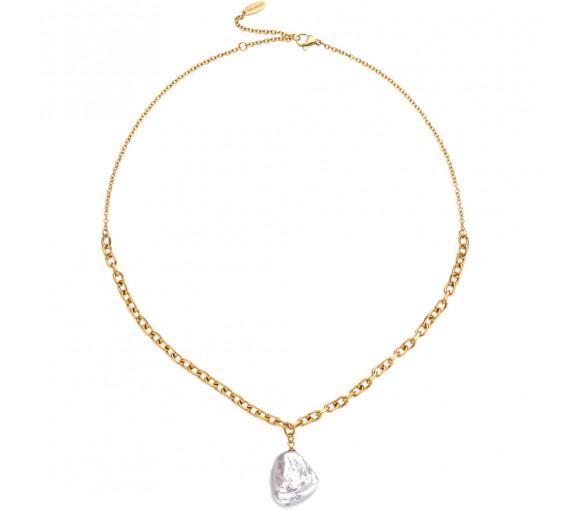 Paul Hewitt Treasure Halskette Gold Perle - PH003831