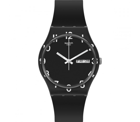 Swatch Over Black - GB757
