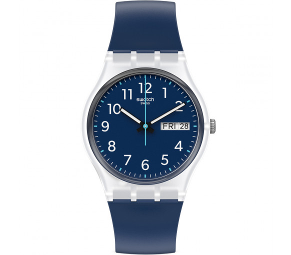 Swatch Rinse Repeat Navy - GE725