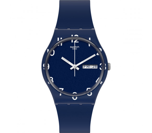 Swatch Over Blue - GN726