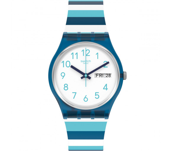 Swatch Striped Waves - GN728