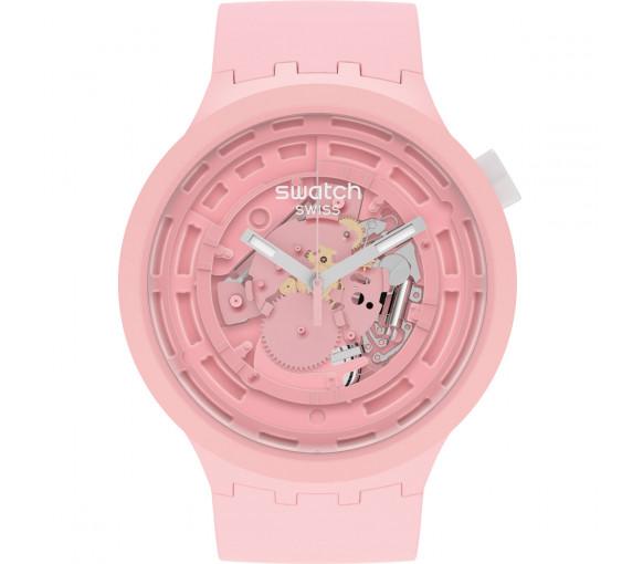 Swatch Big Bold Bioceramic Next Pink - SB03P100