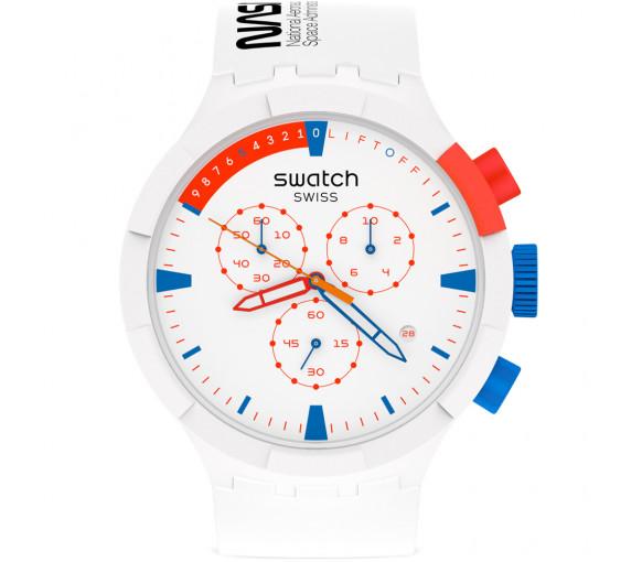 Swatch Big Bold Chrono Extravehicular - SB04Z400
