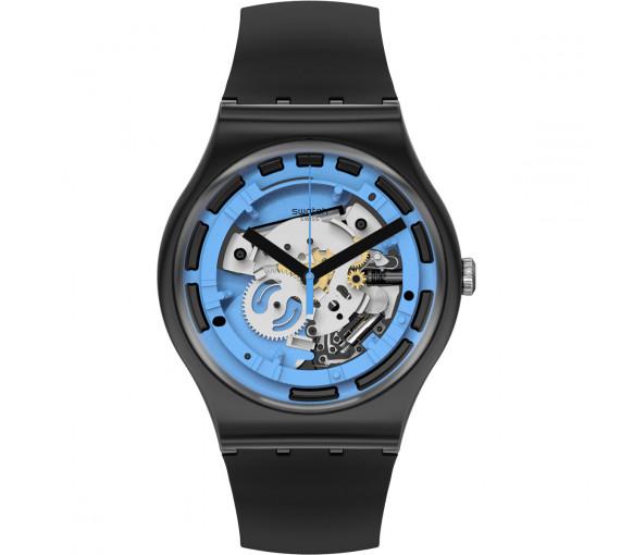 Swatch Blue Anatomy - SUOB187