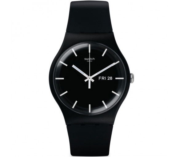 Swatch Mono Black - SUOB720