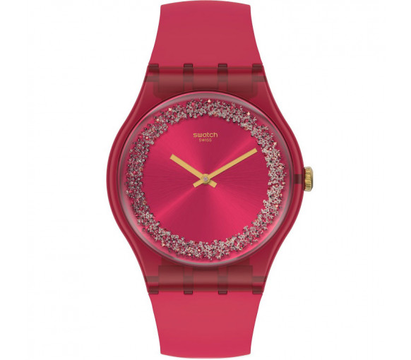 Swatch Ruby Rings - SUOP111
