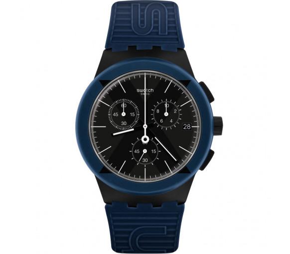 Swatch X-District Blue - SUSB418