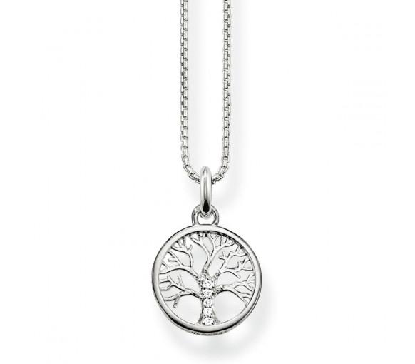 Thomas Sabo Lebensbaum Halskette - SCKE150145