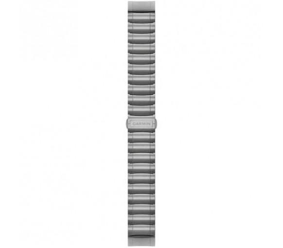 Garmin MARQ® QuickFit® 22 Hybrid Metal Band - 010-12738-20