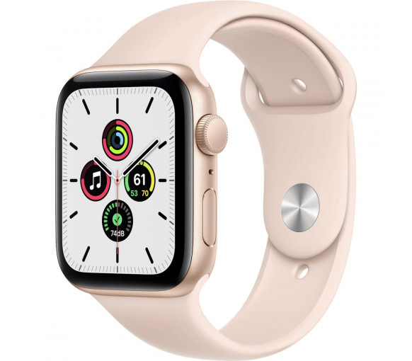 Apple Watch Series SE Gold Pink Sand Sport Band (40 mm) - MYDN2FD/A