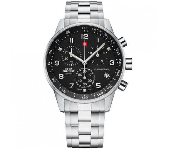 Swiss Military by Chrono Quartz Chronograph - SM34012.01