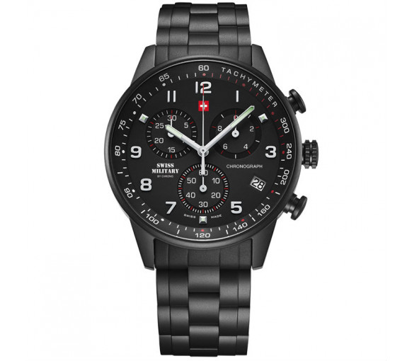 Swiss Military by Chrono Quartz Chronograph - SM34012.04