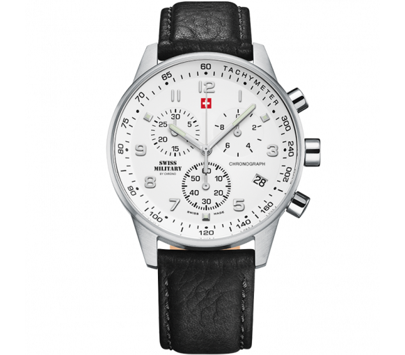 Swiss Military by Chrono Quartz Chronograph - SM34012.06