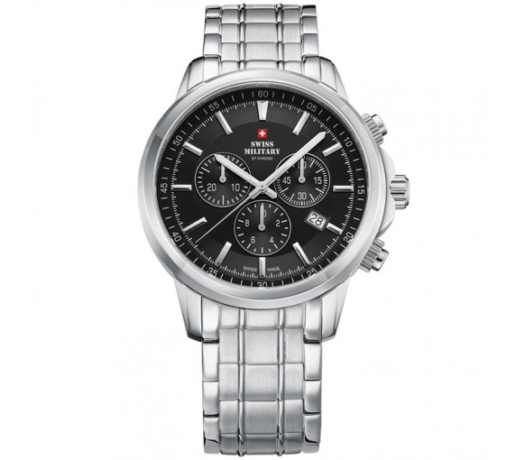 Swiss Military by Chrono Quartz Chronograph - SM34052.01