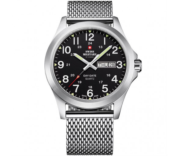 Swiss Military by Chrono Quartz - SMP36040.13