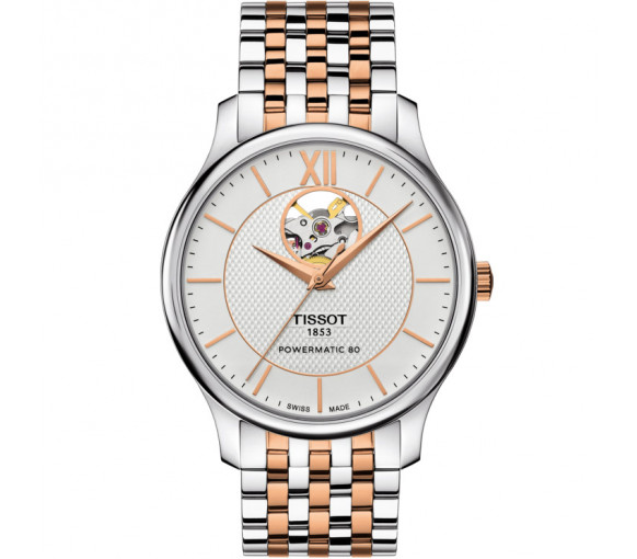 Tissot Tradition Automatic Open Heart - T063.907.22.038.01