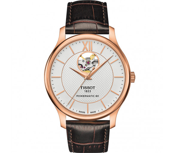 Tissot Tradition Automatic Open Heart - T063.907.36.038.00