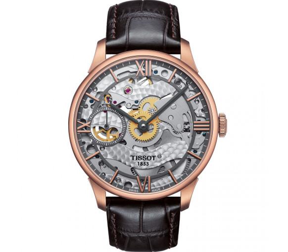 Tissot Chemin Des Tourelles Squelette - T099.405.36.418.00