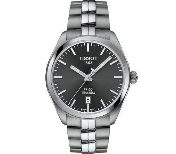 Tissot PR 100 Titanium Gent - T101.410.44.061.00