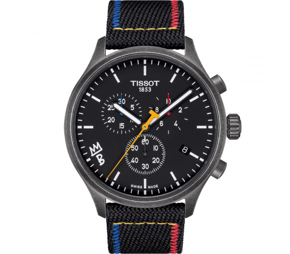 Tissot Chrono XL NBA Brooklyn Nets - T116.617.37.051.02
