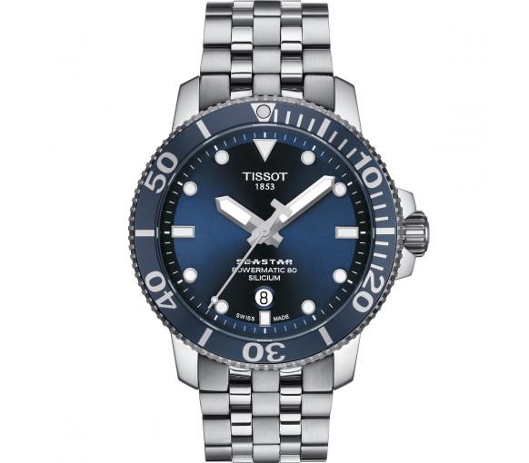Tissot Seastar 1000 Powermatic 80 Silicium - T120.407.11.041.01