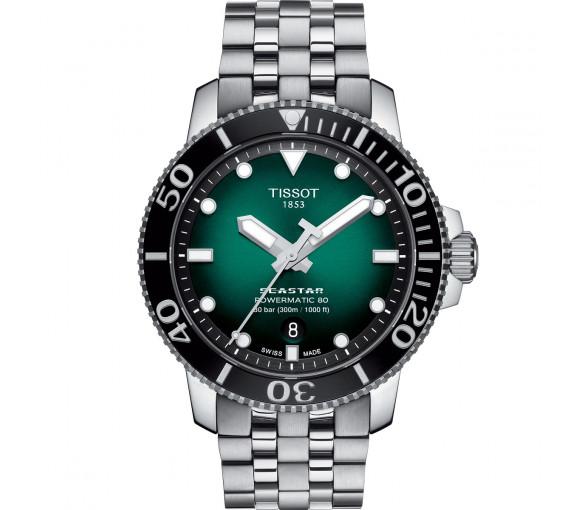 Tissot Seastar 1000 Powermatic 80 - T120.407.11.091.01