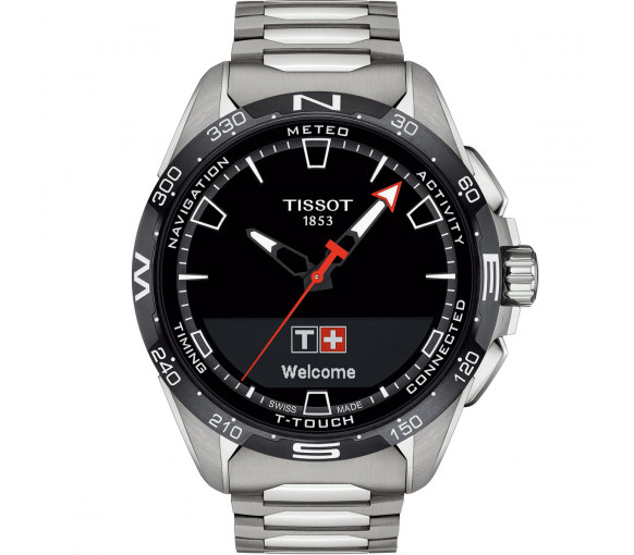 Tissot T-Touch Connect Solar - T121.420.44.051.00