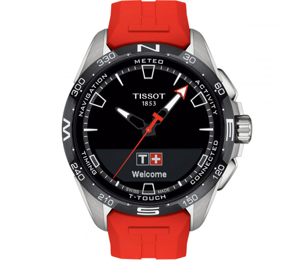 Tissot T-Touch Connect Solar - T121.420.47.051.01