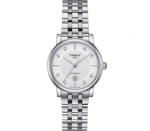 Tissot Carson Premium Automatic Lady Diamond - T122.207.11.036.00