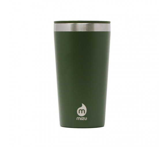 Mizu Tumbler 16 Army Green With Green Straw - ML01T162.310
