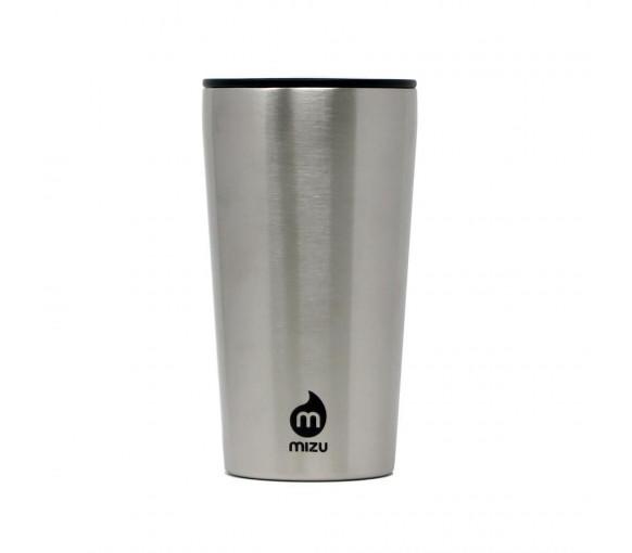 Mizu Tumbler 16 Stainless With Gray Straw - ML01T162.000