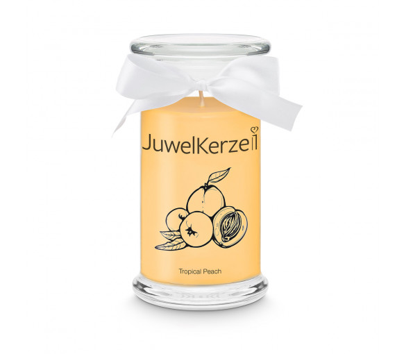 JuwelKerze Tropical Peach